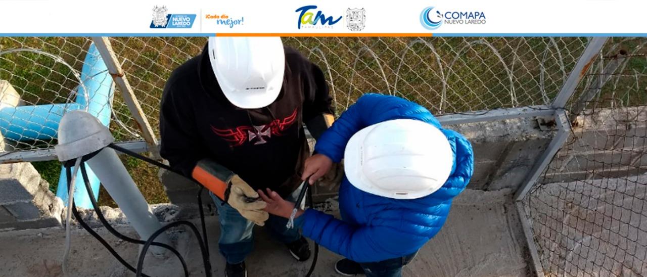 La madrugada del sábado Comapa  dará mantenimiento a planta centro