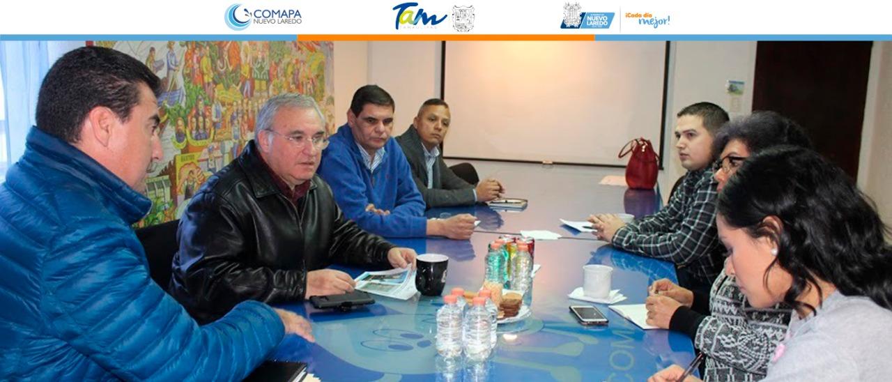 Programa COMAPA instalar en marzo tres bombas nuevas para tratar agua residual