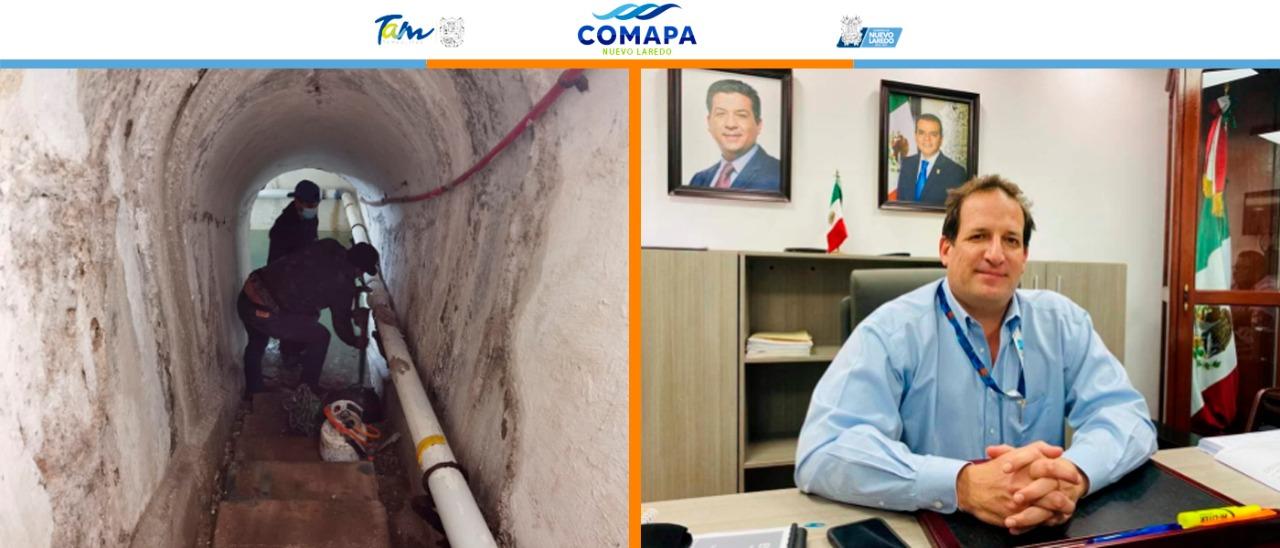 COMAPA restablece el servicio de agua potable tras falla de energía eléctrica de CFE